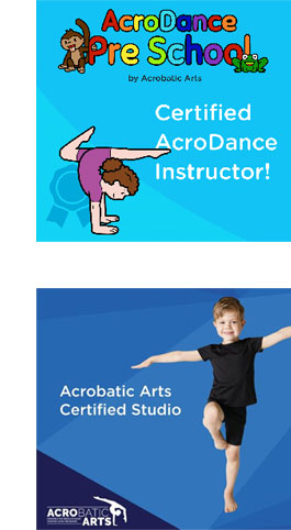 certified acrodance classes in metairie, louisiana