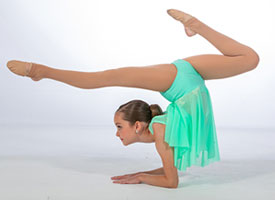 dance classes for competitive dancers