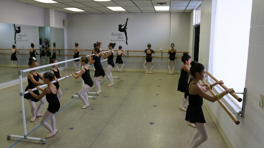 dance classes in louisiana